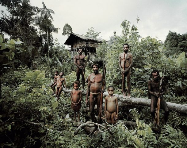 На Северном Сентинельском острове живут недружелюбные аборигены