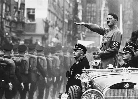 Гитлер и Гистер — разные вещи