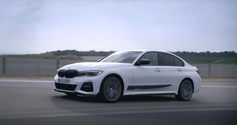 BMW 3 серии 7-го поколения