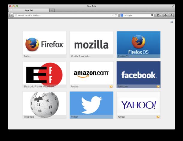Будущий интерфейс рекламного блока