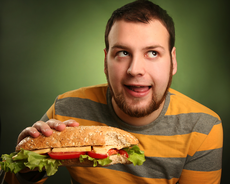 Лучшая приправа к пище - голод
