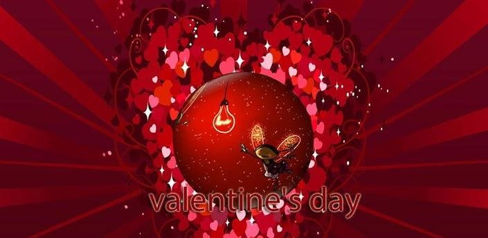 День святого Валентина - обои