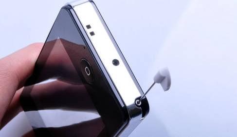 iPhone 6 получит выдвижную антенну