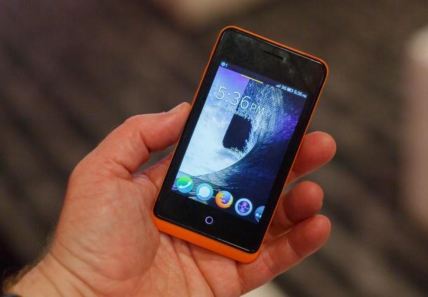 Смратфоны на FireFox OS уже ждут первых владельцев