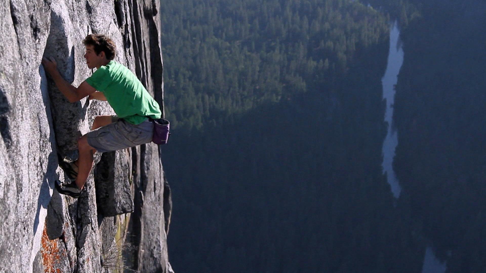 Хоннольд - самый быстрый альпинист в мире