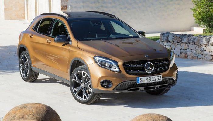 Номинация 3. Худшее авто по мнению покупателей: Mercedes-Benz GLA