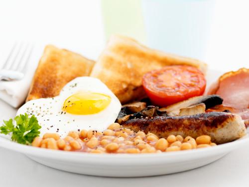 Утром в субботу не отказывай себе в протеине