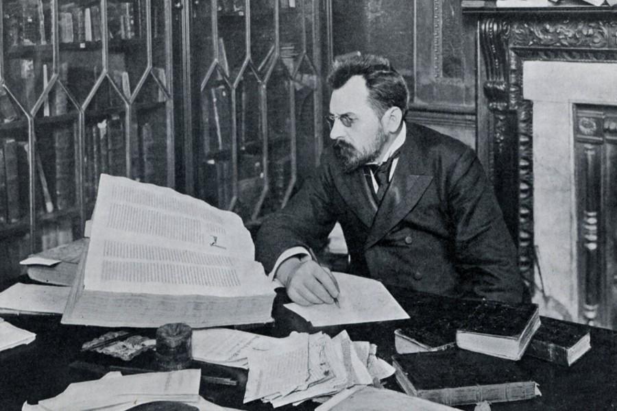 Вилфрид Войнич обнаружил книгу в 1912 году