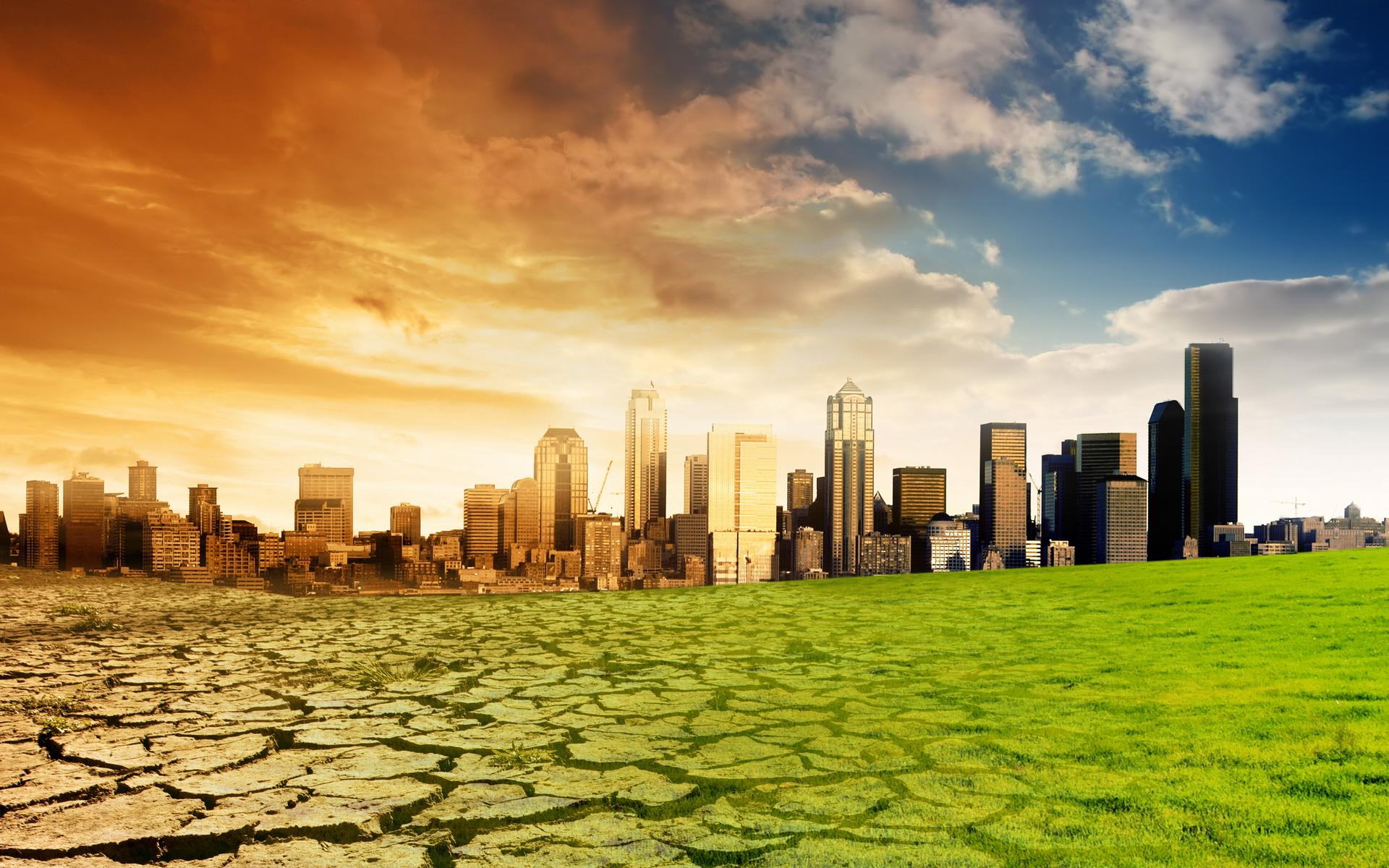 В глобальном потеплении на 95% виноваты мы сами