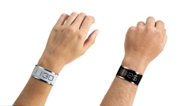 Самые тонкие часы в мире CST-01