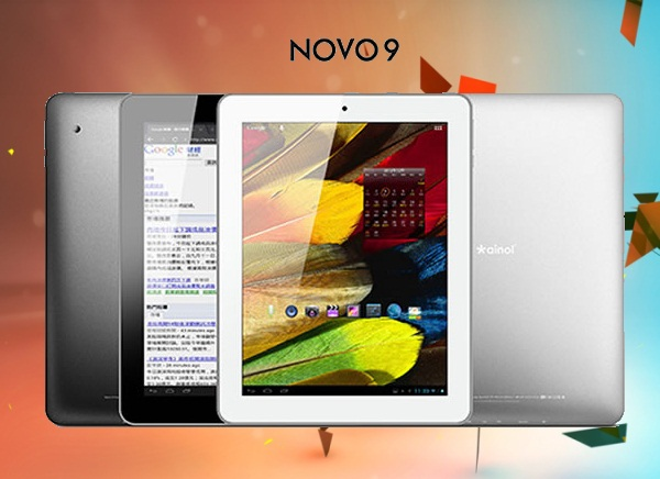 Ainol Novo 9 Firewire - очень удачный и недорогой клон iPad