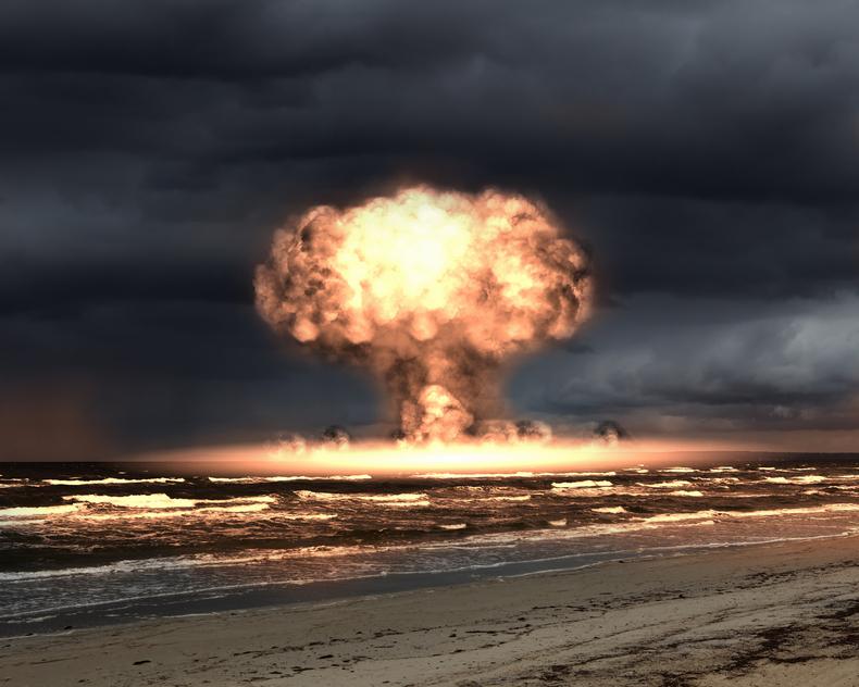 Интересный факт дня: Атомная бомба помогла найти фальшивку - ТЕХНО