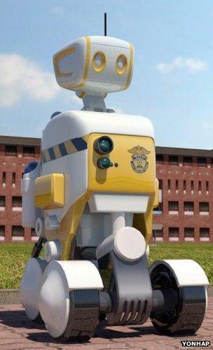 Робокоп мало похож на киношного