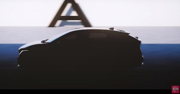 Nissan заинтриговал подборкой новых авто
