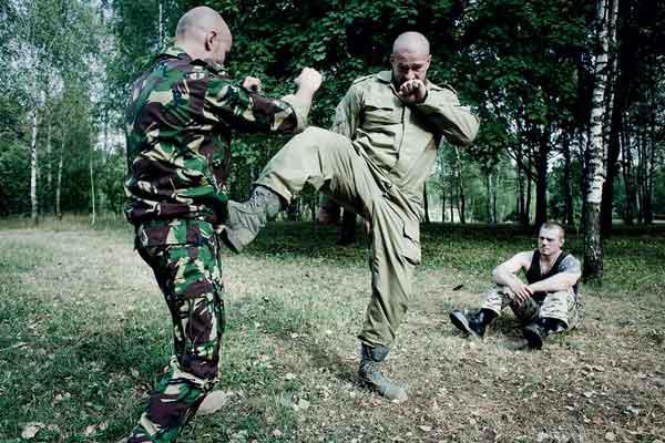 Как научится драться как спецназ