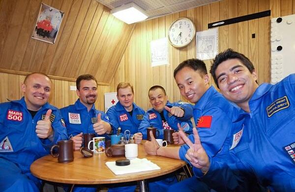 Экипаж Марс-500