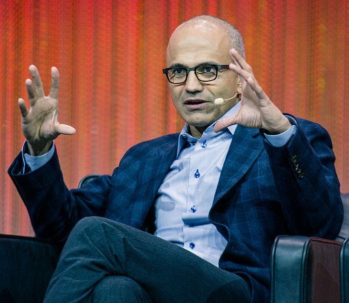 Сатиа Наделла может стать главой Microsoft