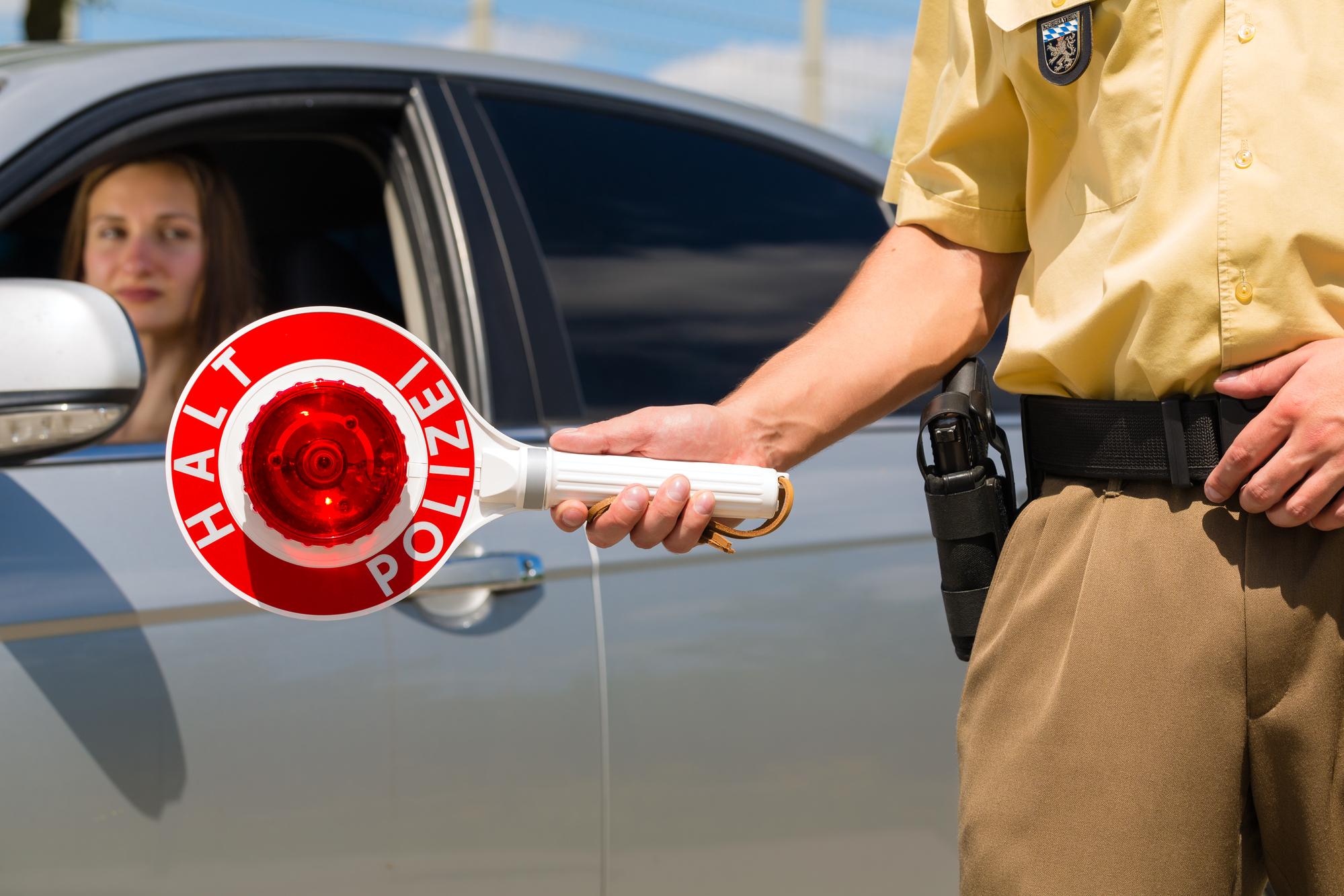Штраф за побег от полиции: Как еще накажут водителя