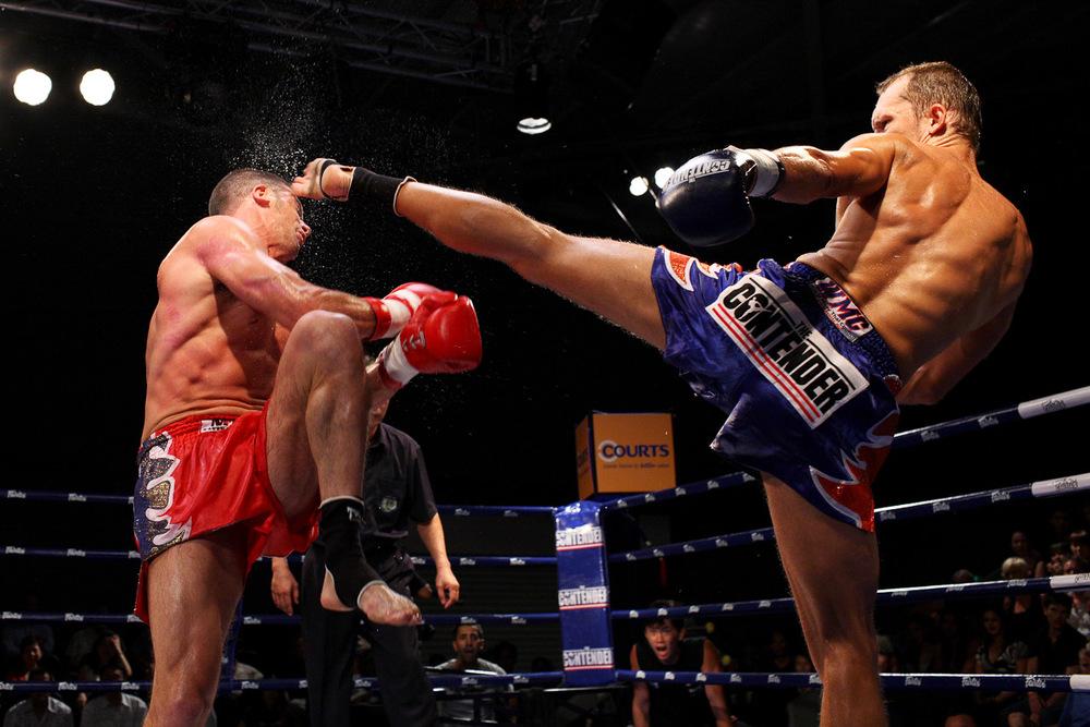 Меткость и сила удара - главные факторы, помогающие нокаутировать соперника
