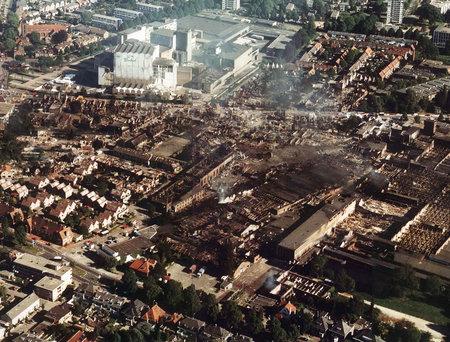 В Энсхеде взорвалось свыше 100 тонн фейерверков