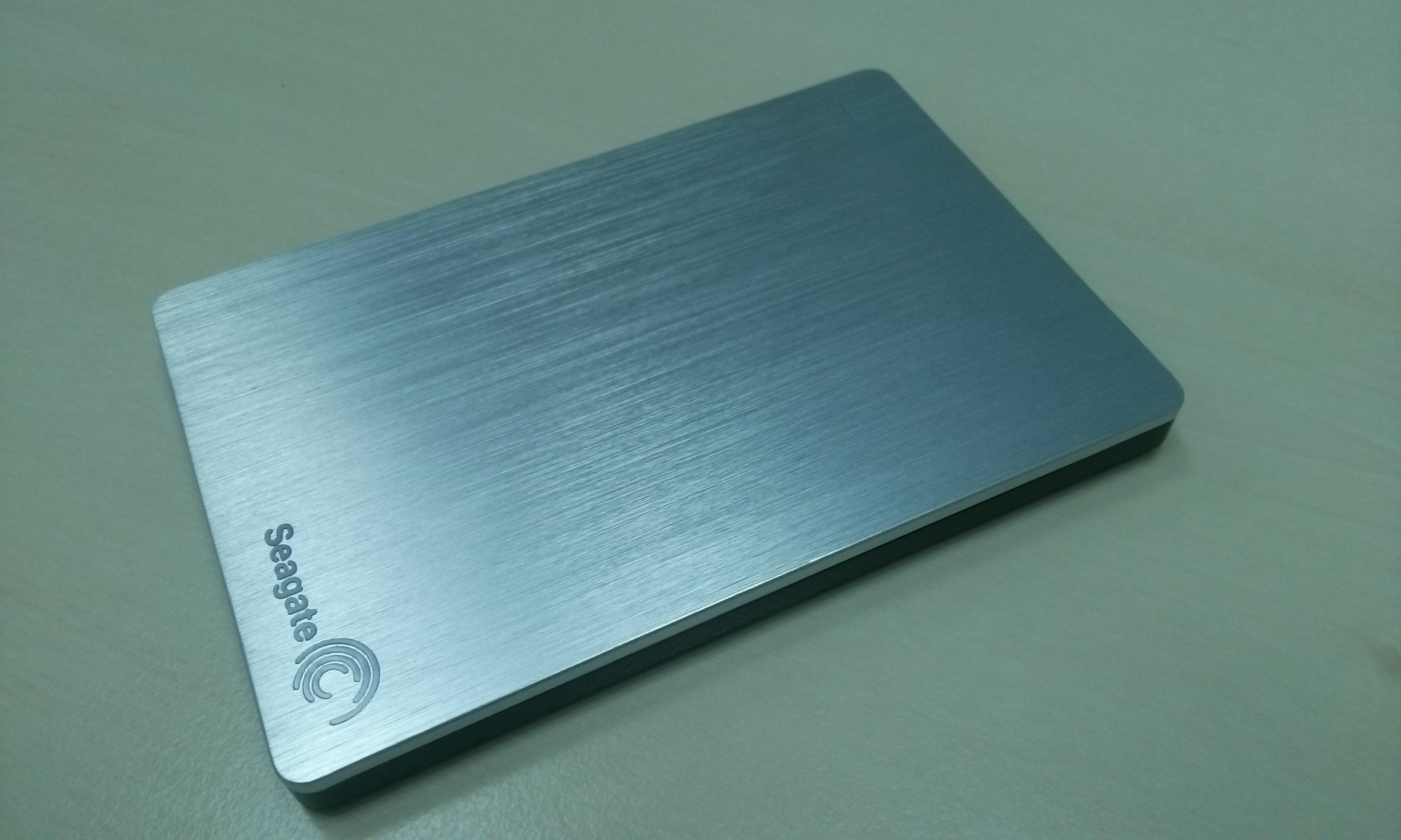 Seagate Slim Portable Drive 500 GB