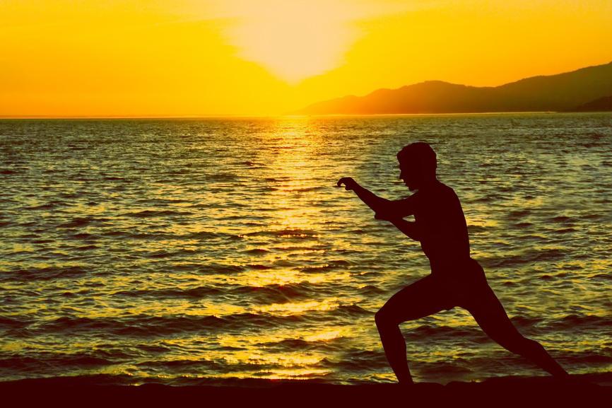 Солнце, море и закат - лучшее средство от аллергии на жизнь