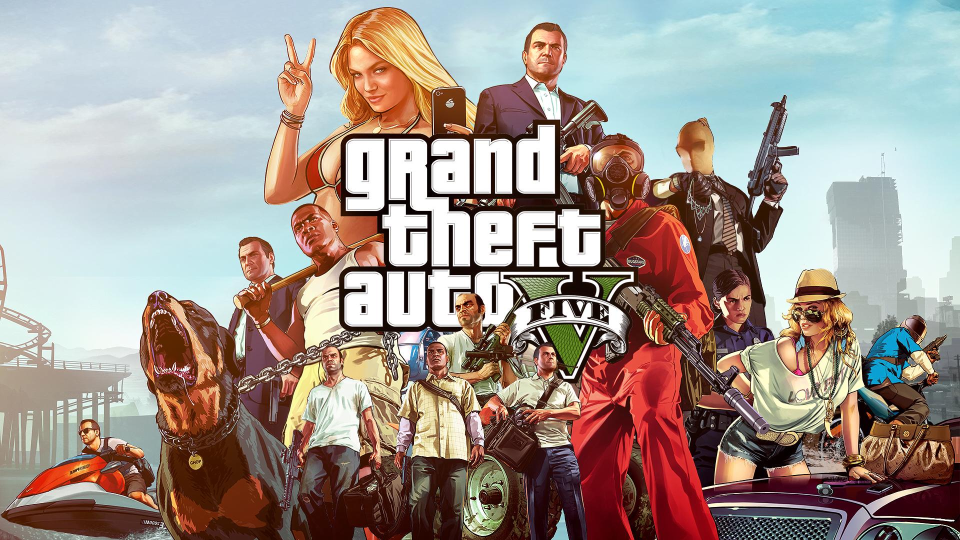 Поклонники Grand Theft Auto V написали петицию для RockStar