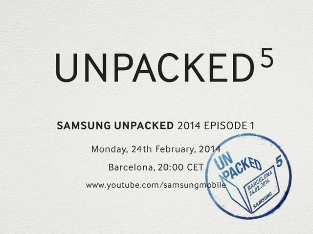 Анонс презентации Samsung