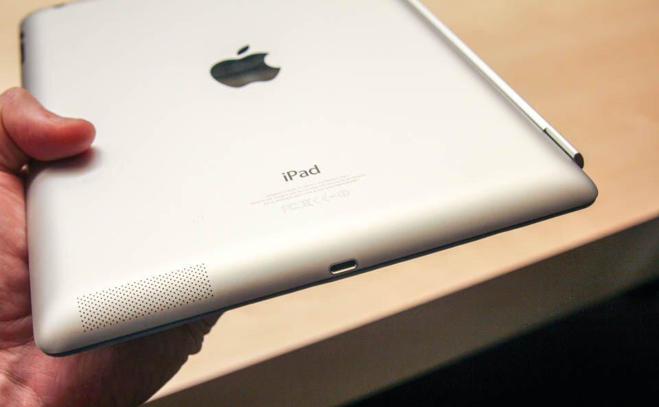 Обзор iPad 4