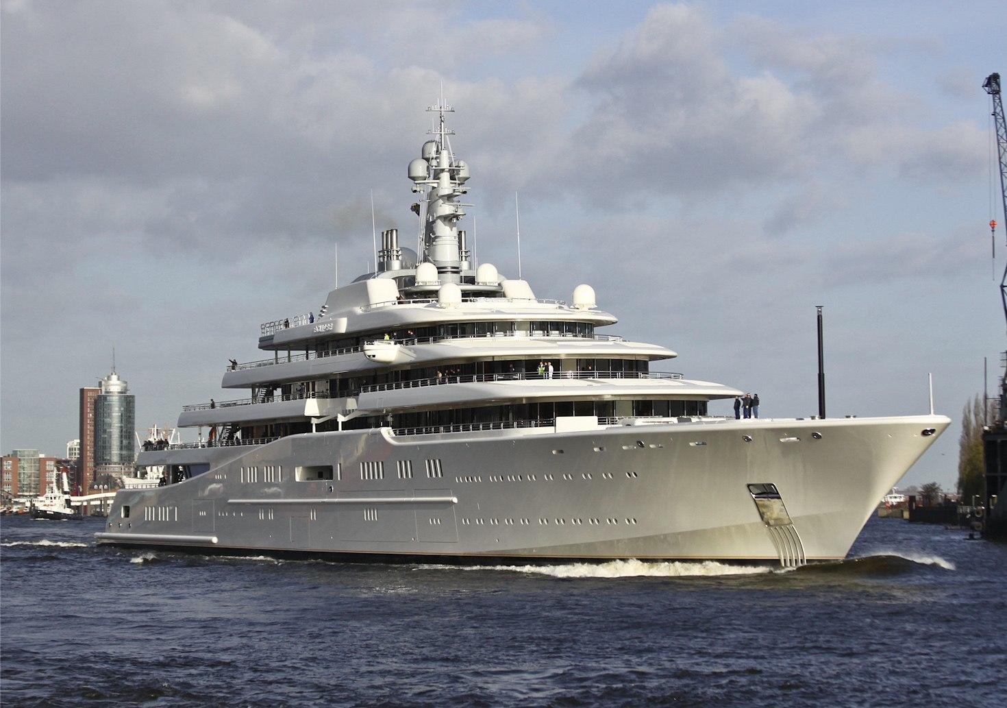 Навстречу ветру лучшие яхты мира сдаваемые в аренду