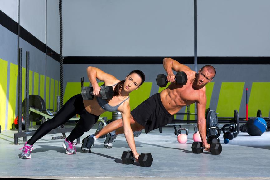 Сложнее всего выполнять то, в чем задействованы мышцы-стабилизаторы