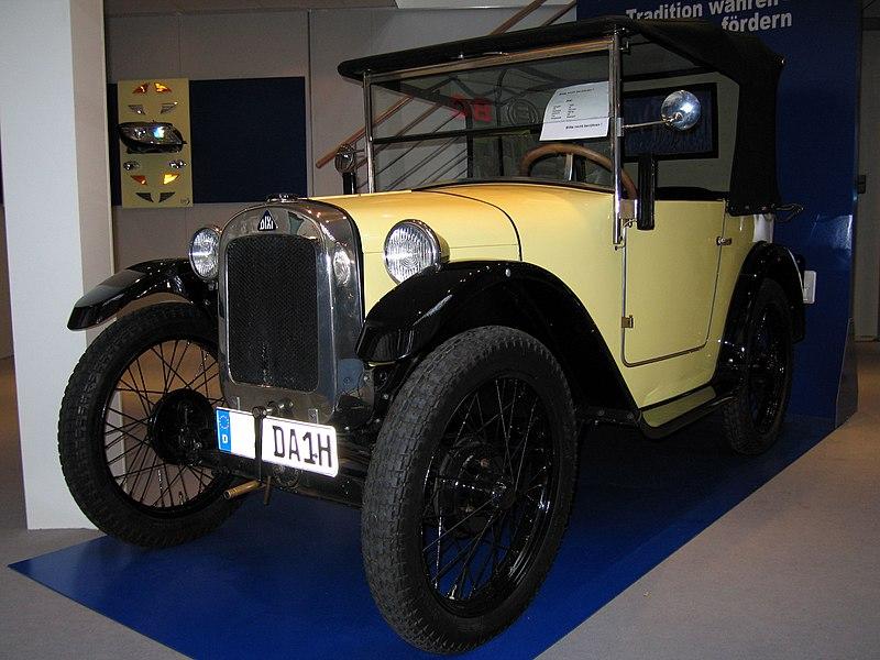 BMW 3/15 DA1 (1929 год)
