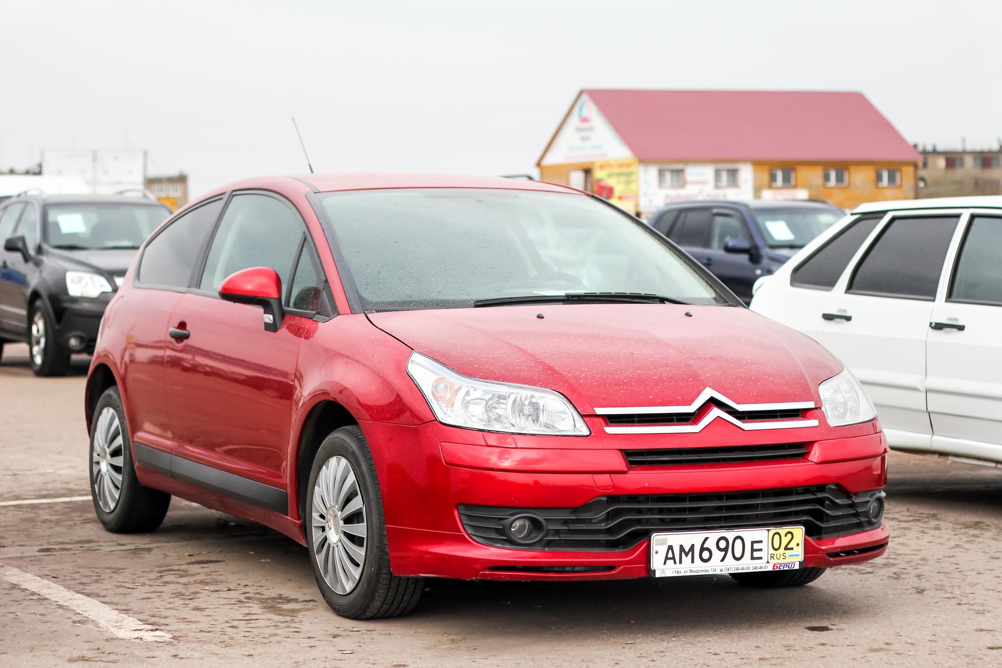 ТОП-5 недооцененных автомобилей на вторичном рынке Украины