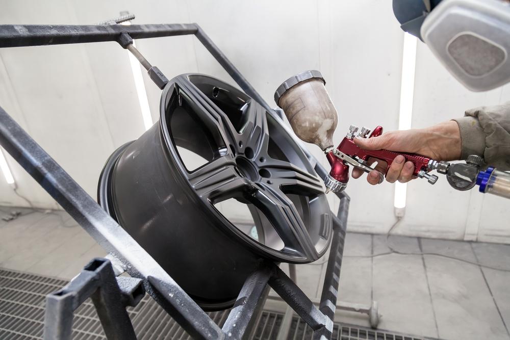 Как покрасить диски авто своими руками: подробная инструкция
