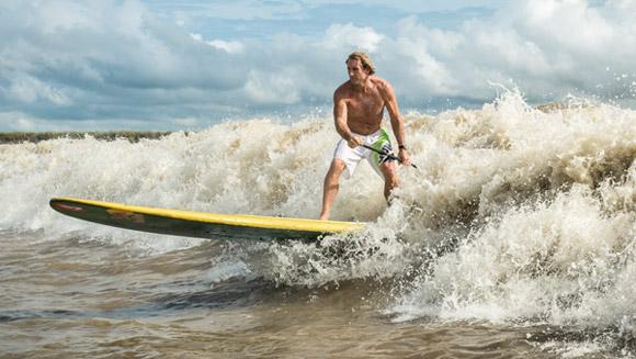 Робби Нейш - ас-серфингист и обладатель мировых рекордов
