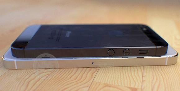 iPhone mini. по мнению автора, будет еще тоньше