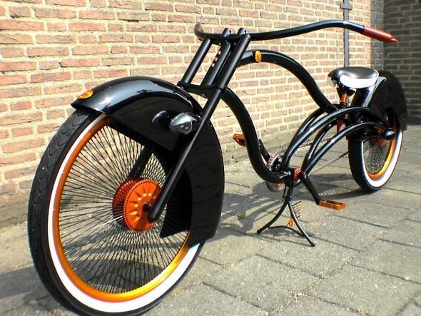 Прайд кастомс - оригинальные велосипеды под заказ