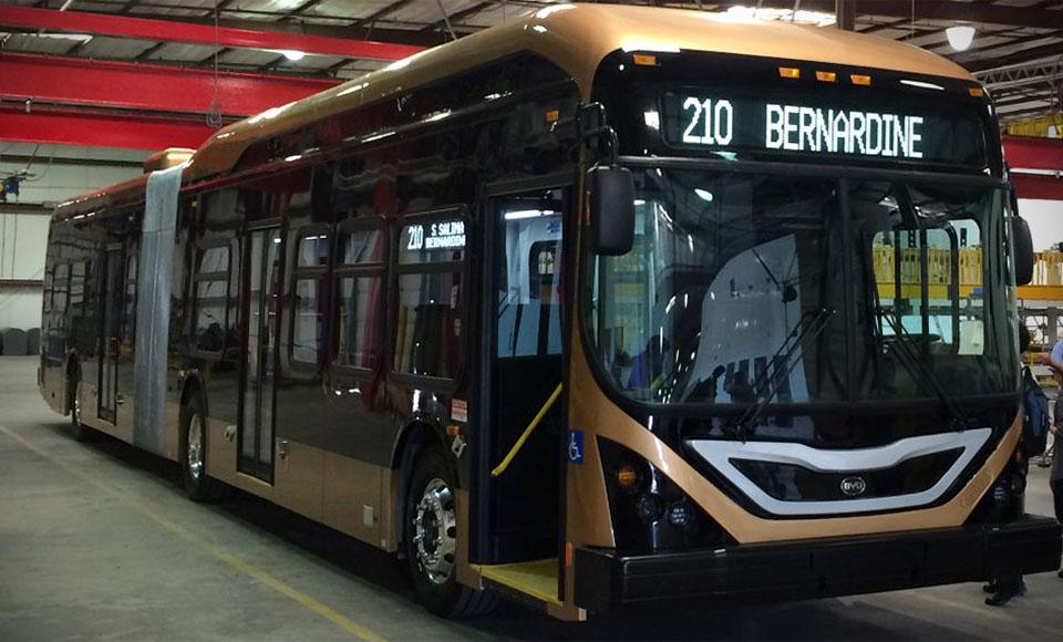 Самая большая автобусная сеть в мире