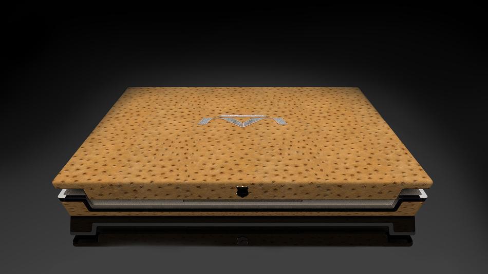 Ноутбук от производителя дорогих изделий Luvaglio