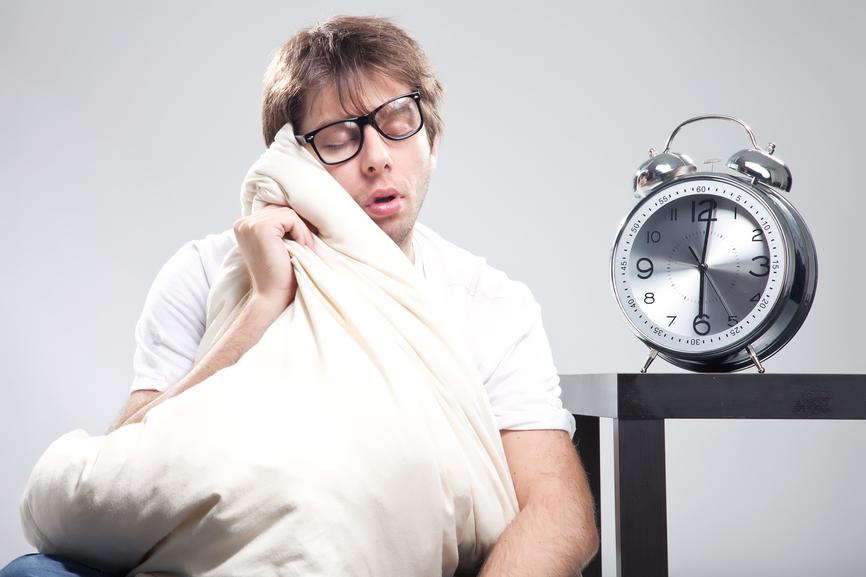 Придерживайся режима сна, если хочешь высыпаться
