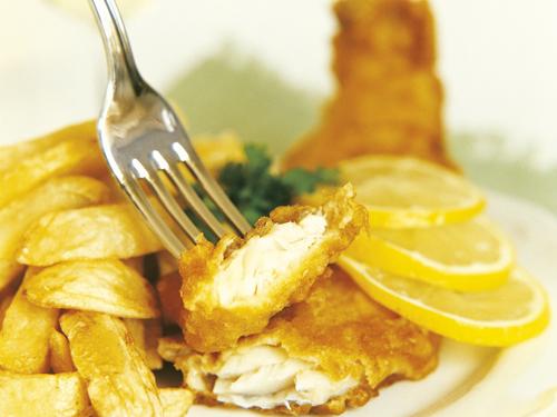 Картошка с рыбой укротят хищника в тебе