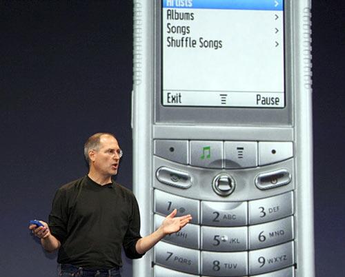 iTunes Phone