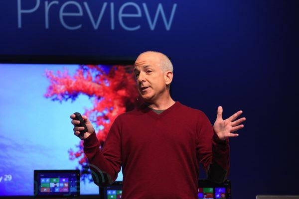 Президент подразделения Windows и Windows Mobile компании Windows Стивен Синофски