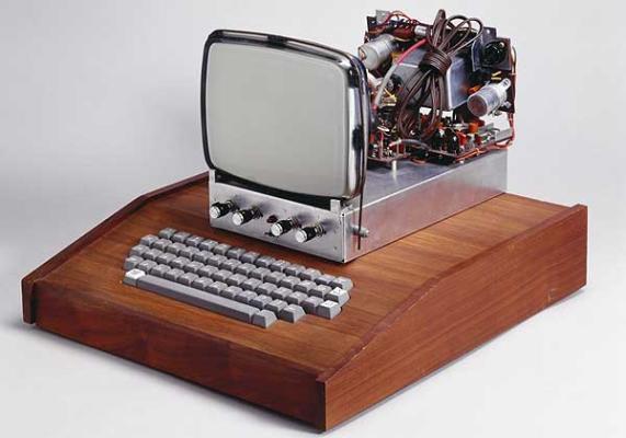 В Германии продали один из первых компьютеров Apple