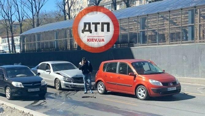 ДТП в Киеве: сводка за 5 апреля