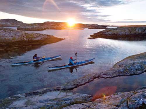 Поразмышляй о жизни на западе Швеции