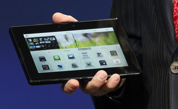 BlackBerry PlayBook (16GB)