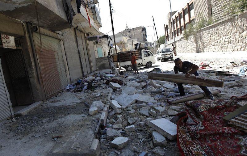 В Сирии война до сих пор отнимает жизни мирных граждан