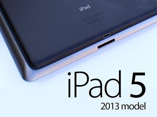 iPad 5 могут показать уже 15 октября