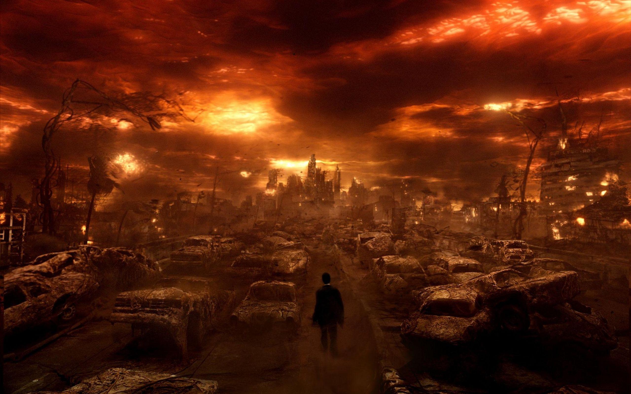 Как считаешь, кто выживет после конца света?